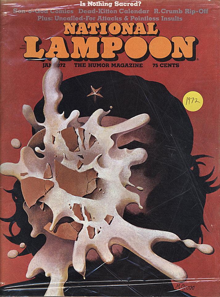 National Lampoon Vol. 1 No. 22