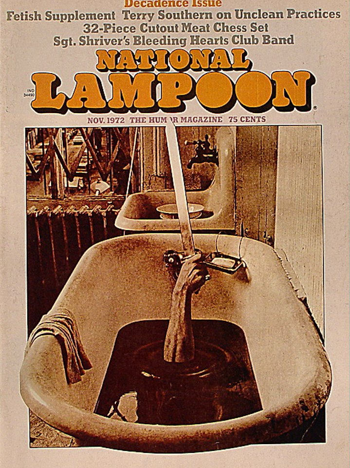 National Lampoon Vol. 1 No. 32 Magazine