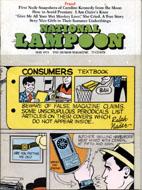 National Lampoon Vol. 1 No. 38 Magazine