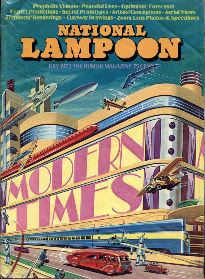 National Lampoon Vol. 1 No. 40
