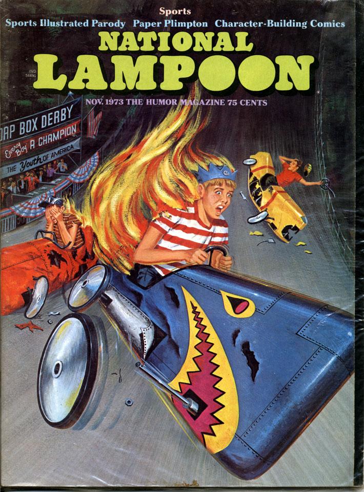 National Lampoon Vol. 1 No. 44
