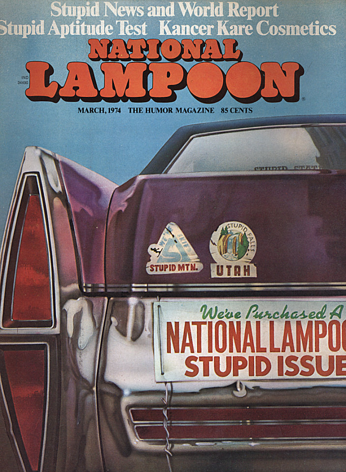 National Lampoon Vol. 1 No. 48