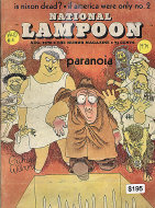 National Lampoon Vol. 1 No. 5 Magazine