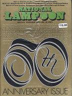 National Lampoon Vol. 1 No. 50 Magazine