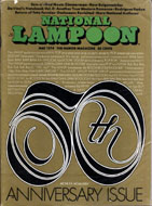 National Lampoon Vol. 1 No. 50 Magazine