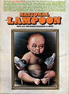 National Lampoon Vol. 1 No. 54 Magazine