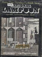 National Lampoon Vol. 1 No. 63 Magazine