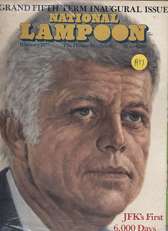 National Lampoon Vol. 1 No. 83