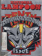 National Lampoon Vol. 2 No. 19 Magazine