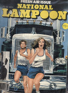 National Lampoon Vol. 2 No. 23 Magazine