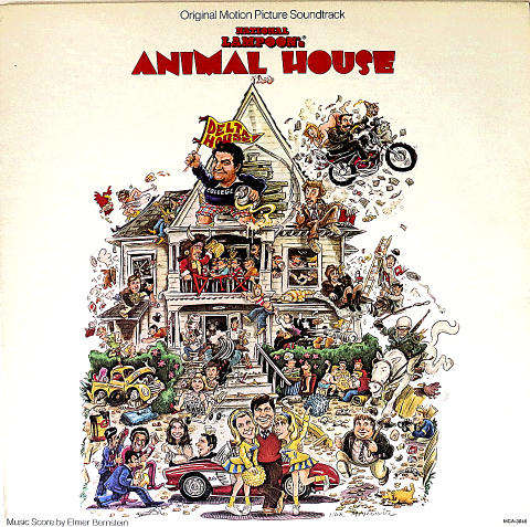 "National Lampoon's Animal House Vinyl 12"" (Used)"