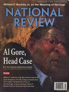 National Review Vol. LI No. 22 Magazine
