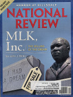 National Review Vol. LI No. 23 Magazine