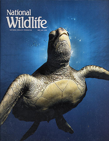 National Wildlife Vol. 30 No. 1 Magazine