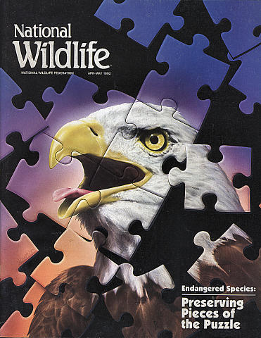 National Wildlife Vol. 30 No. 3 Magazine