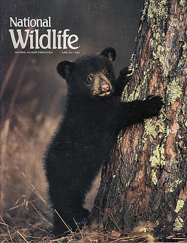 National Wildlife Vol. 30 No. 4 Magazine