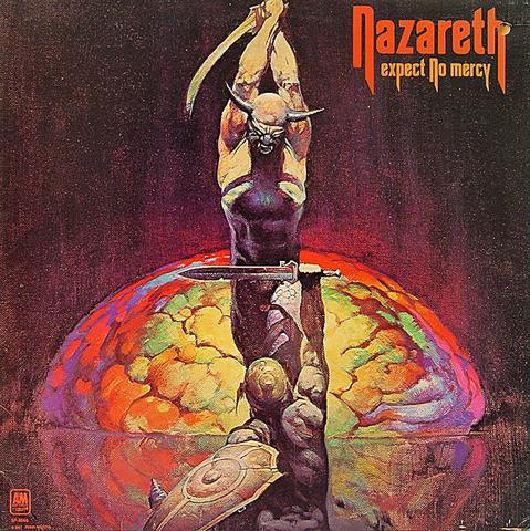 """Nazareth Vinyl 12"""" (Used)"""