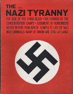 Nazi Tyranny Magazine January 1961 Magazine
