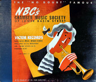 NBC's Chamber Music Society Of Lower Basin Street: Volume II 78