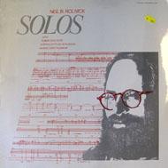 "Neil B. Rolnick Vinyl 12"" (New)"