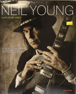 Neil Young: A Life in Pictures Book
