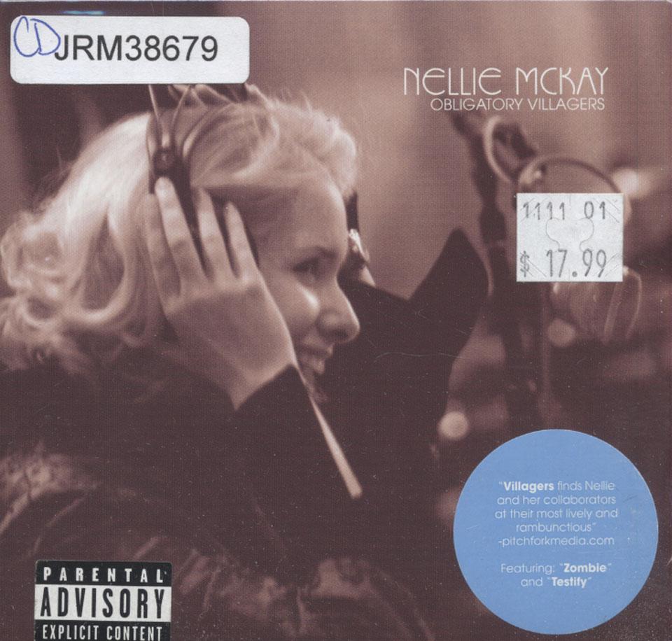 Nellie McKay CD