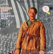 "Nelson Eddy Vinyl 12"" (New)"