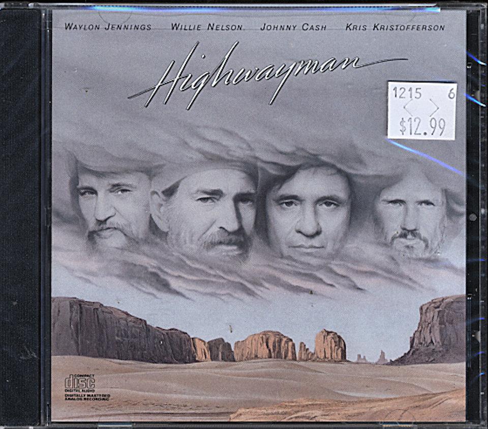 Nelson / Jennings / Cash / Kristofferson CD