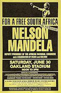 Nelson Mandela Handbill