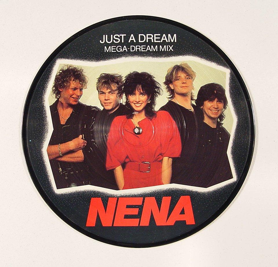 """Nena Vinyl 7"""" (New)"""