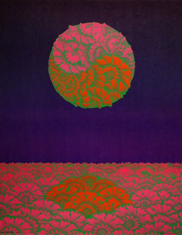 Neon Rose #21 Poster