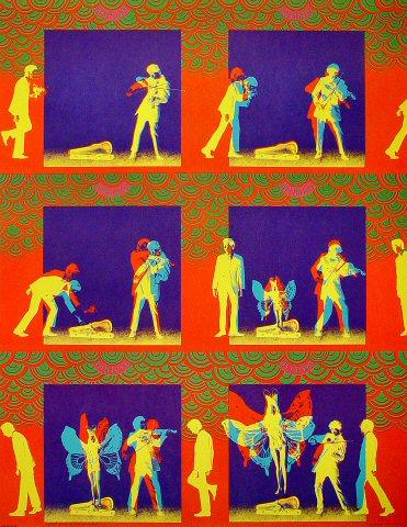 "Neon Rose #22: Pablo Ferro ""Versatility and Love"" Poster"