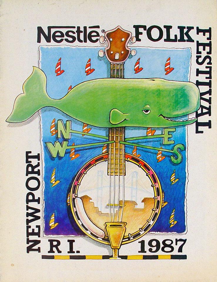 Nestle Folk Festival Program