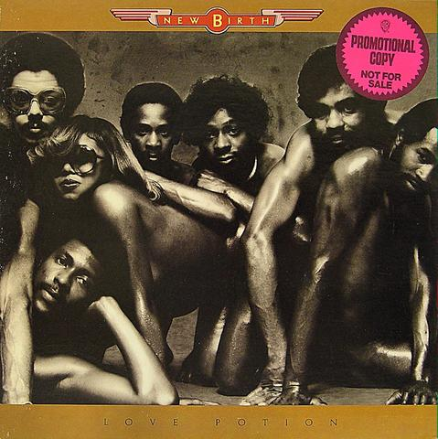 "New Birth Vinyl 12"" (Used)"