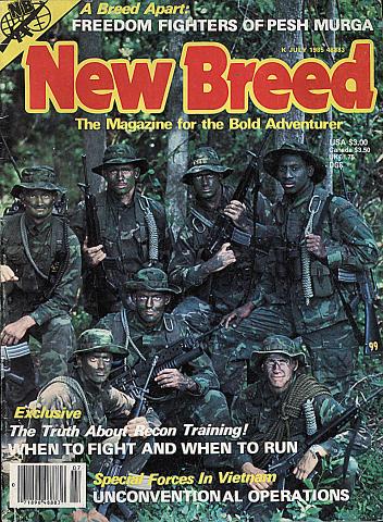 New Breed Vol. 19 Magazine