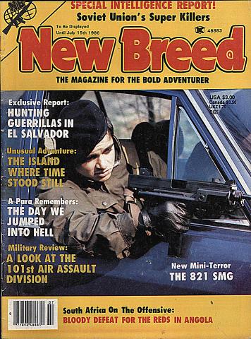 New Breed Vol. 26 Magazine