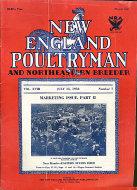 New England Poultryman Vol. XVIII No. 7 Magazine