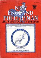 New England Poultryman Vol. XVIII No. 9 Magazine