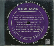 New Jazz: Original Jazz Classics Sampler CD