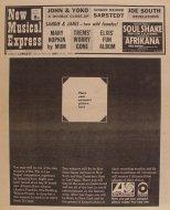 New Musical Express Apr 12, 1969 Magazine