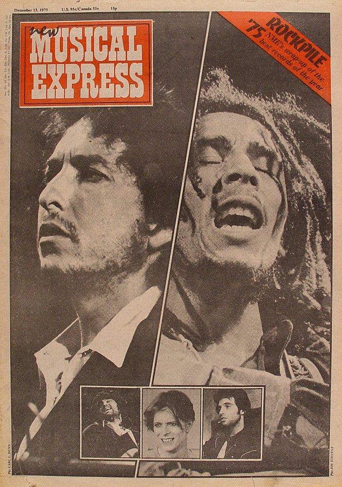 New Musical Express Dec. 13, 1975