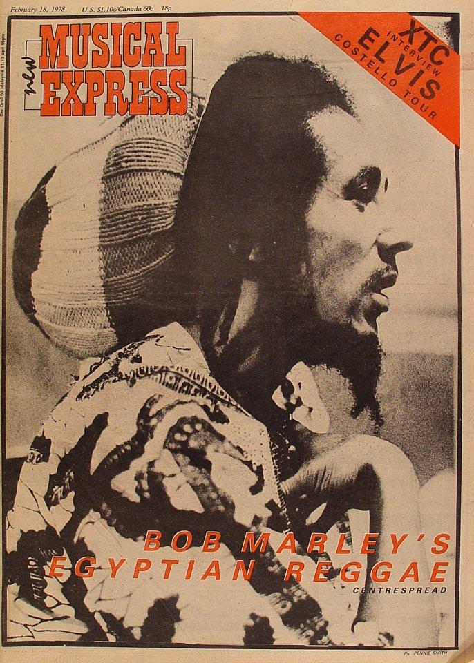 New Musical Express Feb. 18, 1978