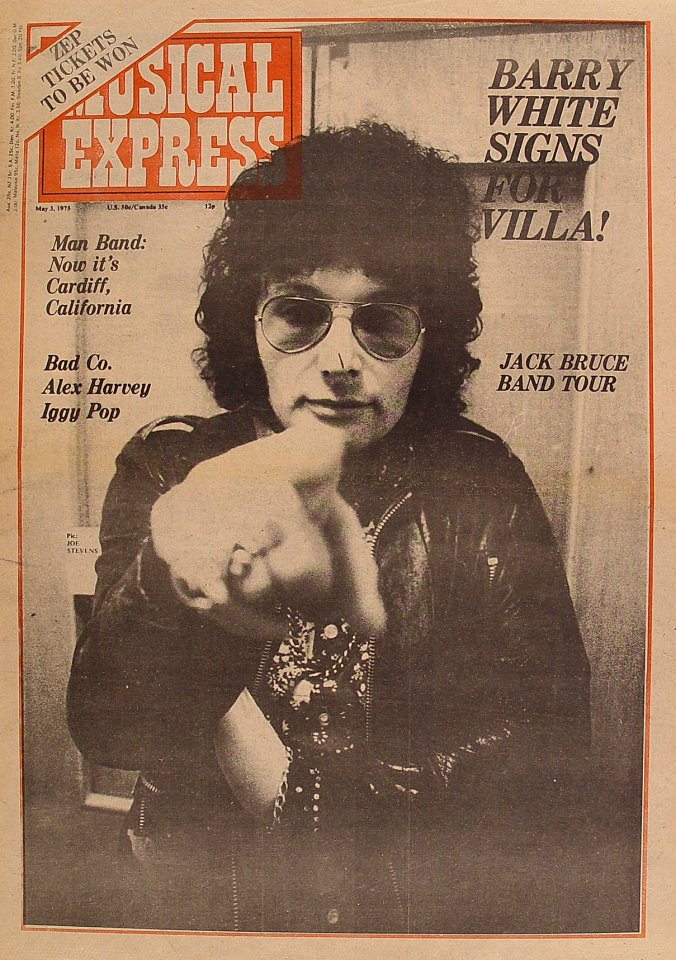 New Musical Express May 3, 1975