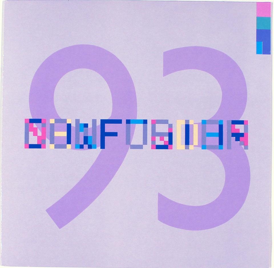 "New Order Vinyl 12"" (Used)"