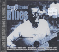 New Orleans Blues CD