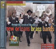 New Orleans Brass Bands CD