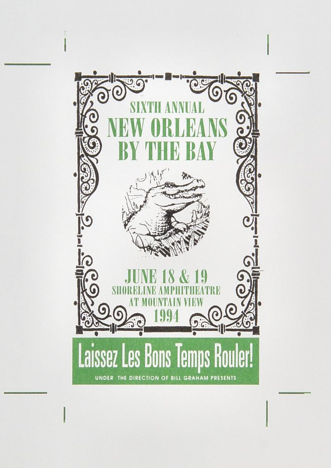 New Orleans by the Bay Laminate