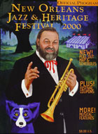 New Orleans Jazz And Heritage Festival Program