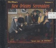 New Orleans Serenaders CD
