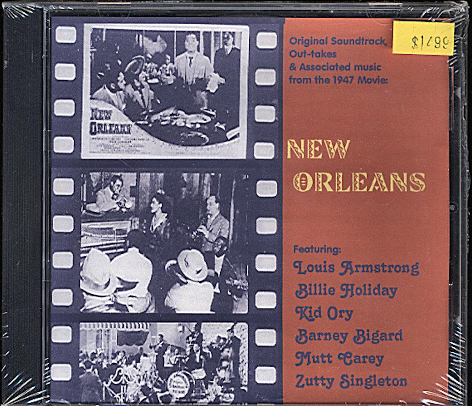 New Orleans CD